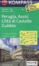 Perugia, Assasi Cittá di Castello, Gubbio