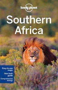 Afrika jih - průvodce Lonely Planet v angličtině