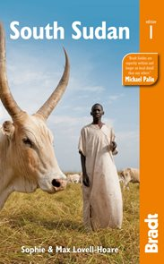 Jižní Súdán (South Sudan) průvodce Bradt 2013