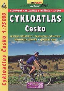 Cykloatlas ČR 1:75 000