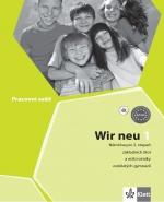 Wir 1 pracovní sešit - Němčina pro 2. st. ZŠ / nové vydání/