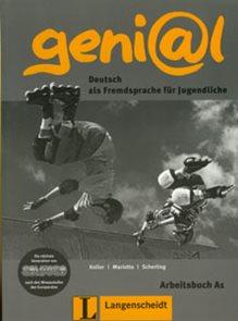 Genial A1 - Arbeitsbuch /pracovní sešit/