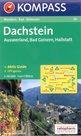Dachstein, Ausseerland, Bad Goisern, Hallstatt - mapa Kompass č.20 - 1:50t /Rakousko/