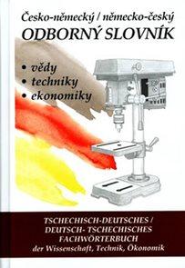 Německo - český a česko - německý odborný slovník + CD-ROM