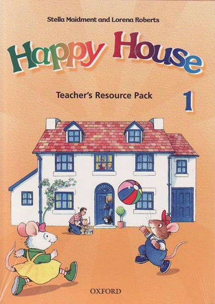 Happy House 1 Teachers Resource Pack, Sleva 20%