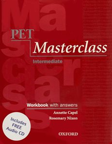 PET Masterclass Intermediate WB