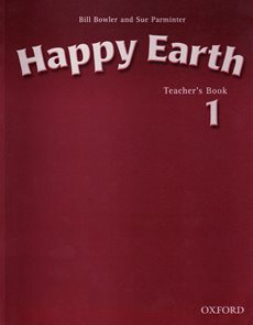 Happy Earth 1 Teachers Book