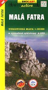 Mapa /1085/ Malá Fatra