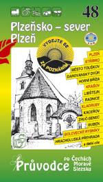 Plzeňsko - sever - průvodce Soukup-David č.48