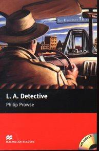 L. A. Detective + CD