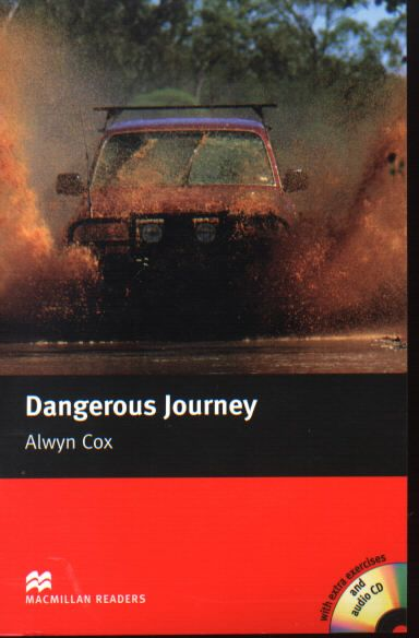 Dangerous Journey + CD - Cox Alwyn