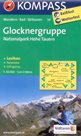 Glocknergruppe, NP Hohe Tauern - mapa Kompass č.39 - 1:50 000 /Rakousko/