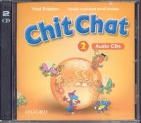 Chit Chat 2 audio CD (2)