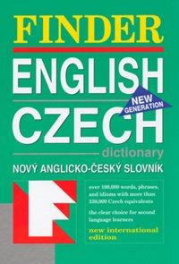 Finder English Czech Dictionar