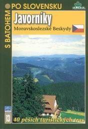 Javorníky, Moravskoslezské Beskydy - turistický průvodce Dajama č.13 /Slovensko,ČR/ - Pánek T., Pokluda F. - 12x17 cm