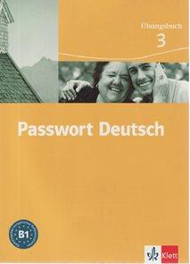 Passwort Deutsch 3 Ubungsbuch /cvičebnice/