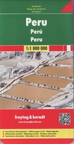 Peru - automapa 1:1 mil.