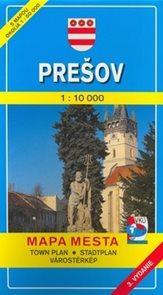 Prešov - pl. VKÚ 1:10t
