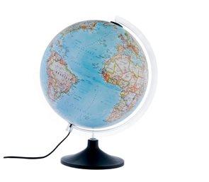 Glóbus - Carbon classic  - Political World - 30cm - český /National Geographic/