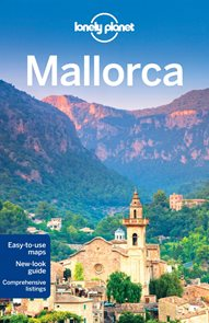 Mallorca - Lonely Planet Guide Book - 3rd 2014 / Malorka