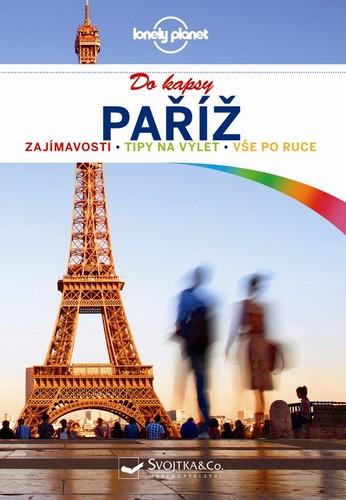 Paříž do kapsy - Lonely Planet - 11x15 cm