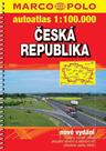 Česká republika autoatlas 2016/2017 1: 100 000