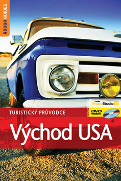 USA - východ - pr. Rough Guide-Jota2 - Samantha Cooková; Tim Burford - 14x20 cm