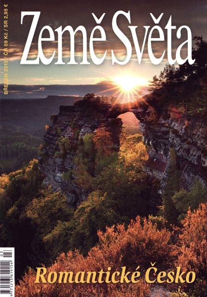 Země světa - Romantické Česko 3/2015 - A5