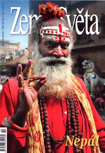 Země světa - Nepál 10/2013 - A5