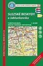Slezské Beskydy, Jablunkovsko - mapa KČT č.97 - 1:50t