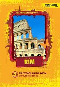 Řím 2 - turistický videoprůvodce (71 min) /Itálie/