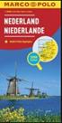 Nizozemsko 1:300 000 ( Holandsko )