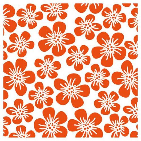 Embosovací kapsa - Květiny