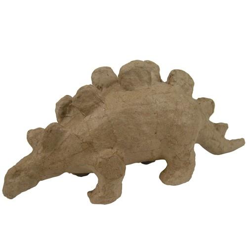 Kartonový stegosaurus 17,5 x 7 x 6cm