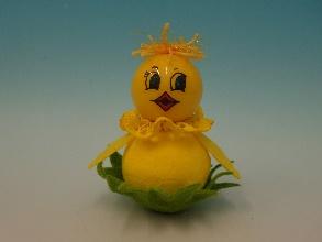 Kuřátko - figurka