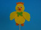 Kuře - kartonový zápich