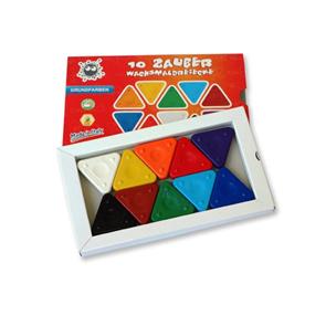 Magická voskovka - 10 barev