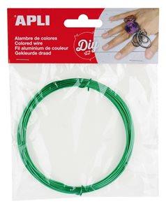 Modelovací drátek 1,5 mm, 5 m - zelený
