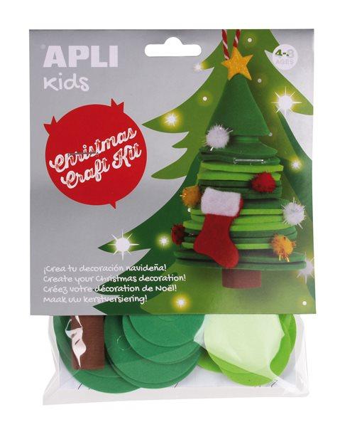 Vánoční kreativní sada - Vánoční stromek