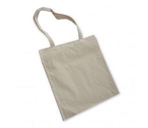 Textilní taška k domalování - přírodní