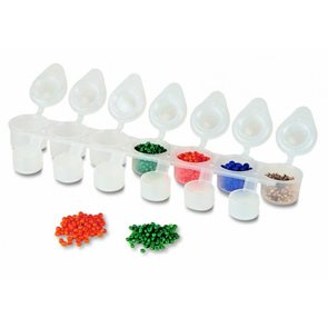 Kelímek plastový PRIMO, 7 x 6 ml.