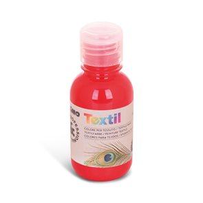 Barva na textil PRIMO, 125 ml - červená