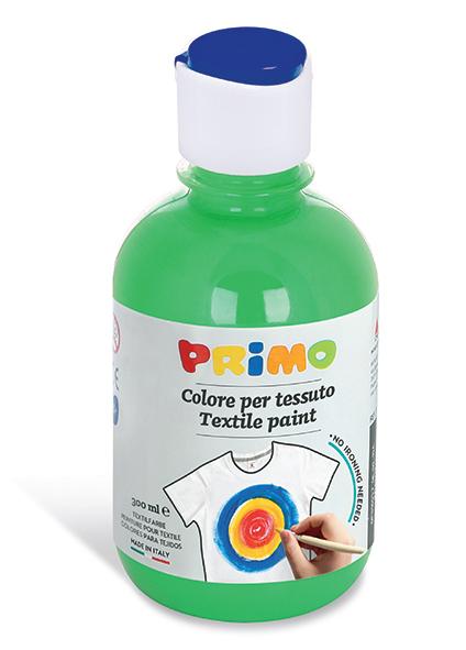 Barva na textil PRIMO, 300 ml - zelená