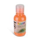 Barva na textil PRIMO, 125 ml - fluo - oranžová