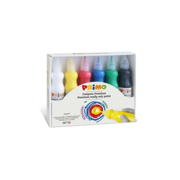 Temperové 3D barvy PRIMO BASIC