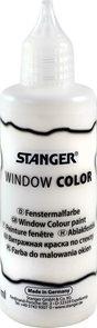 Barva na sklo STANGER 80 ml, bílá