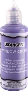 Barva na sklo STANGER 80 ml, fialová