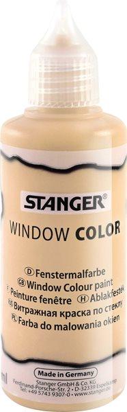 Barva na sklo STANGER 80 ml, tělová