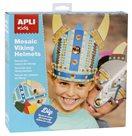 APLI Sada pro výrobu vikingské přilby, 2 ks
