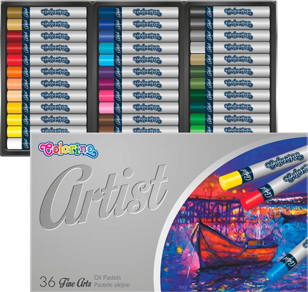 Colorino Artist olejové pastely